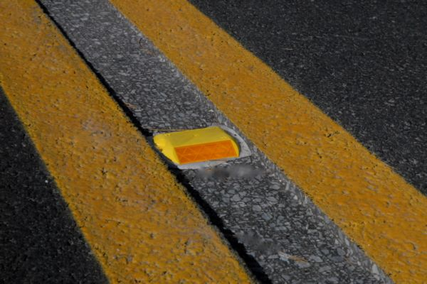 What sets Pin Point Line apart from pavement markers